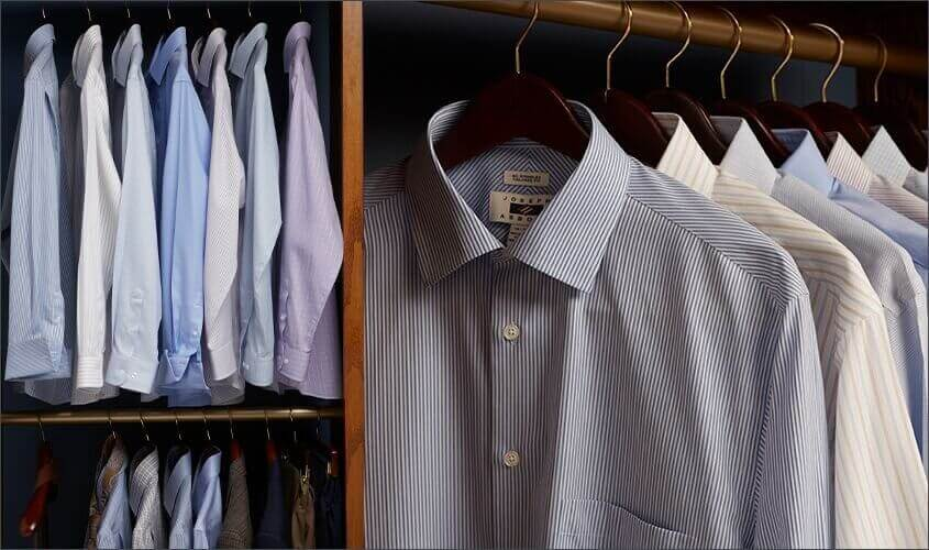 【Your entire closet taken up by clothes for work? 】- How many sets of work clothings do one need?