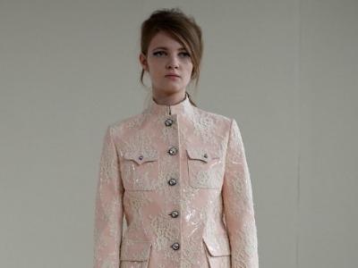 Chinese styled jacket