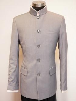 Tailor made Mao suit by CTC