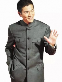 Actor and Singer Andy Lau