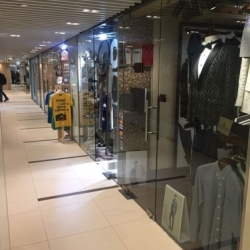 A wander into Causeway Place - Dynasty Tailor sets themselves apart from the more trendy suit-making tailors in the mall who target young students on a low budget