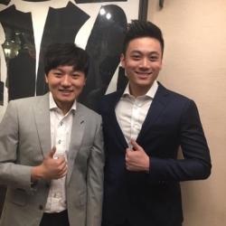Alan Tsang - Partner of Dynasty Tailor