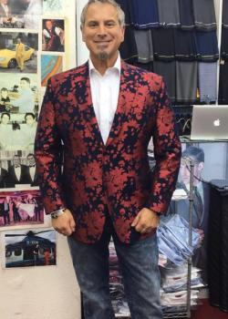 Blazer by L&K Bespoke Tailor