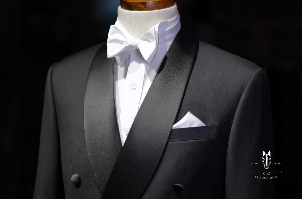 【Double-Breasted Tuxedo】A Classy Touch of Royalty
