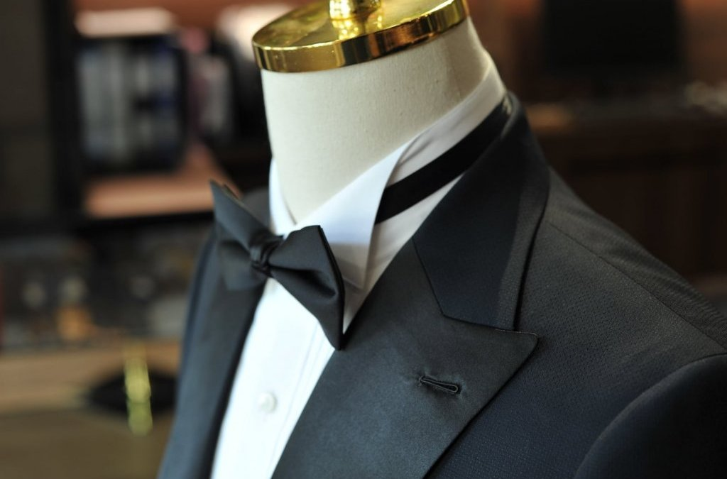 Black Tie Tuxedo – Create Your Own Royalty Wedding!