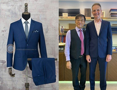 【Dress To Impress】A Perfect Suit to Impress Your Client