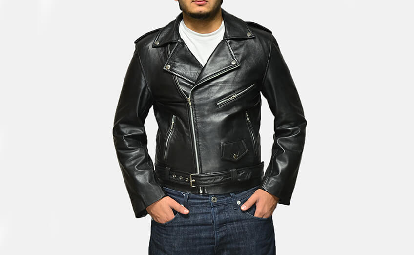 Leather Jackets – Defining a Man's Masculinity