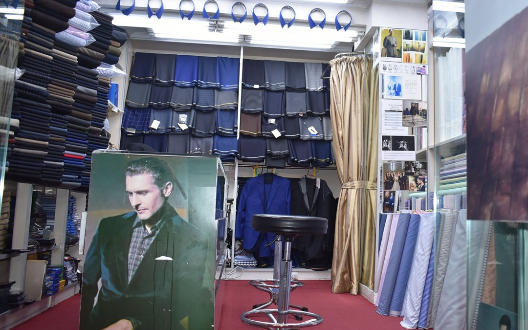 【Suiting Fabric】Your options apart from Wool
