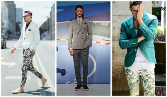 【What Suits to Wear?】 3 Big Fashion Trends this year