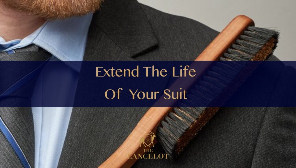 Do This to Extend the Life of Your Suit