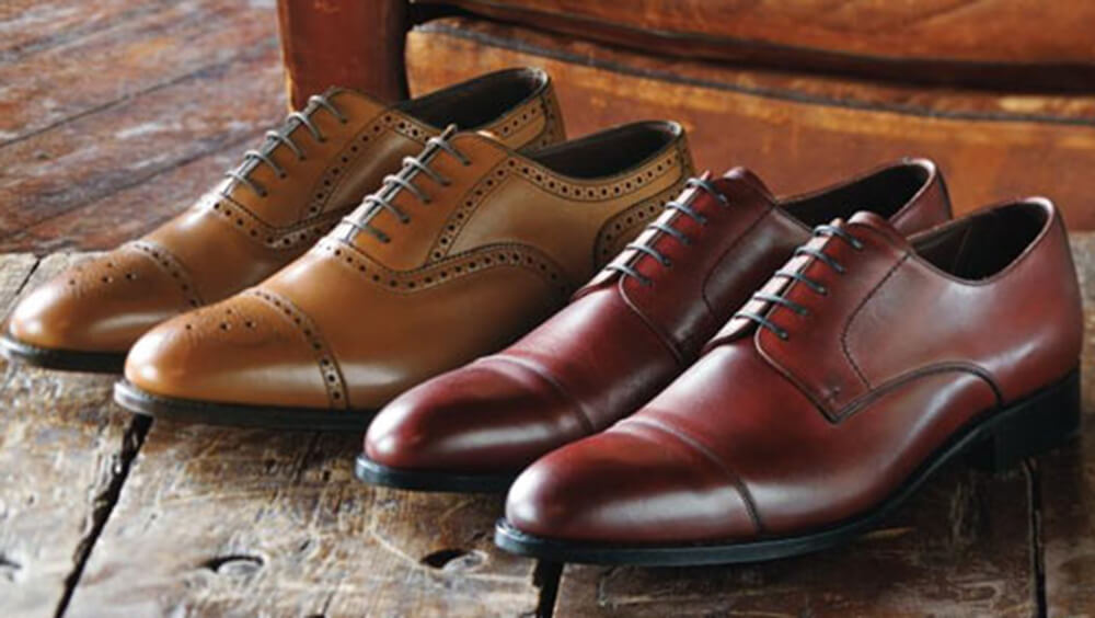 Tips in Choosing Leather Shoes (1) – Style