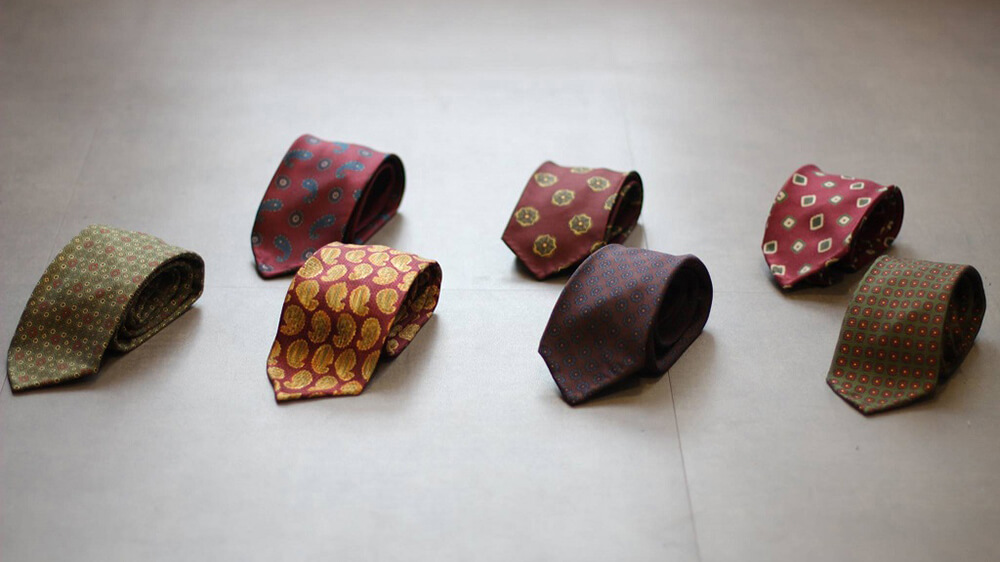 [Ties] 3-Fold, 5-Fold, 7-Fold, & 9-Fold Ties?