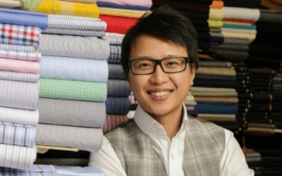 【High-end Bespoke Tailoring】— Fabric Selection as important as Workmanship