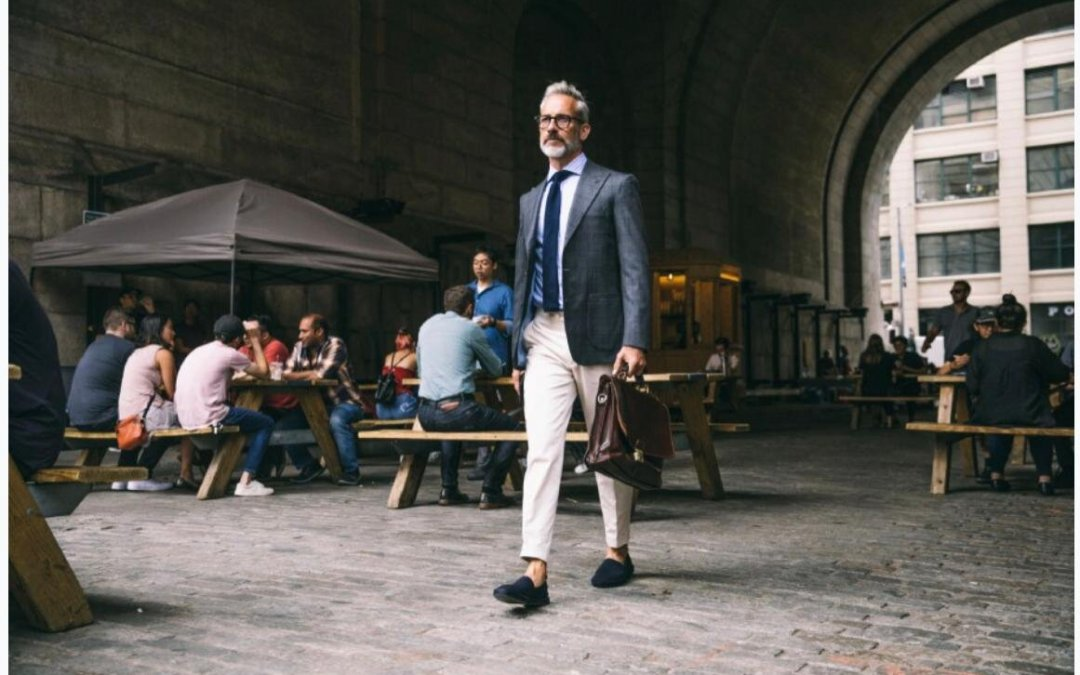 【The ultimate guide to Chinos】