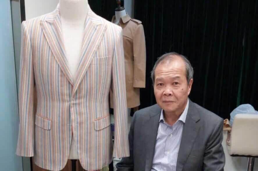 【Thumb Thimble】— Hong Kong Tailoring's Last Samurai