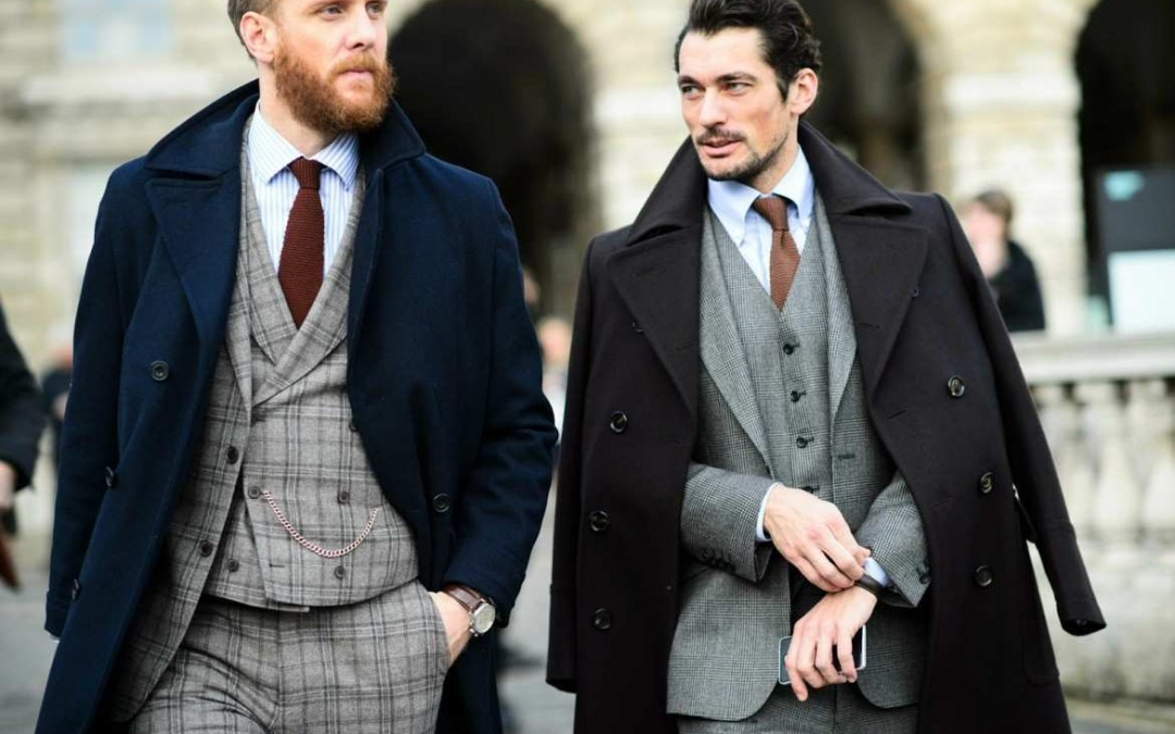 【Gentlemen】 Stay Warm and Remain Charming in Winter!