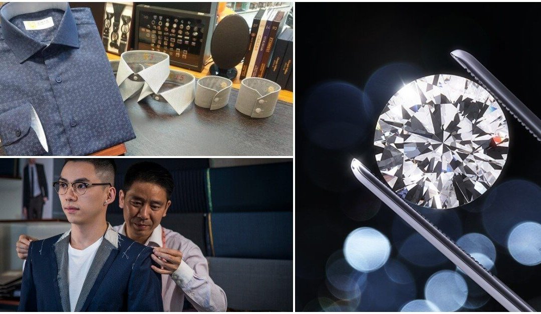 【Tailor-M Membership Reward】 Receive a FREE suit and even a FREE Diamond!