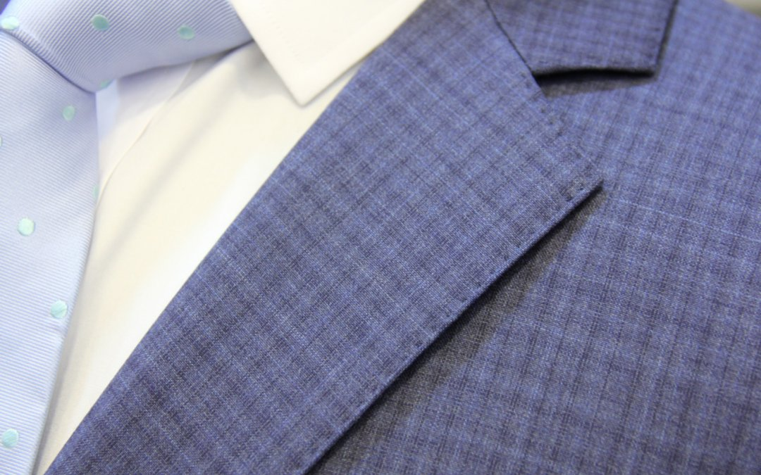Grey/Navy/black again? — How to customize your unique suit with right fabric and pattern?